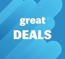 great deals new