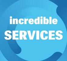 incredible service